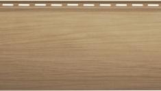 Виниловый сайдинг БЛОКХАУС (Каштан) BH-01 - 3,1м х 0,2м